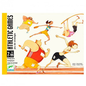 Juego de cartas - Athletic Games