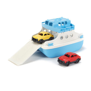 Ferry con mini coches