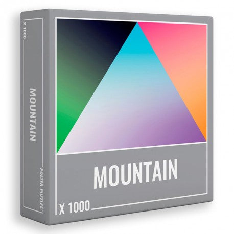 Mountain Puzzle - 1000 pzas