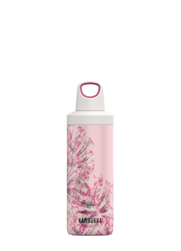 Botella Reno Insulated 500ml - Monstera Leaves