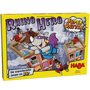 Rhino Super Battle