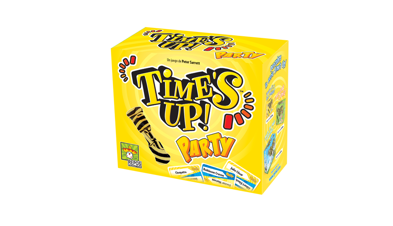 Time's Up Party 1 (versión amarilla)