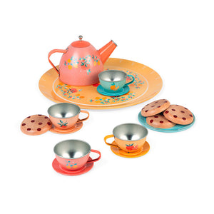 Set de Té con Galletas