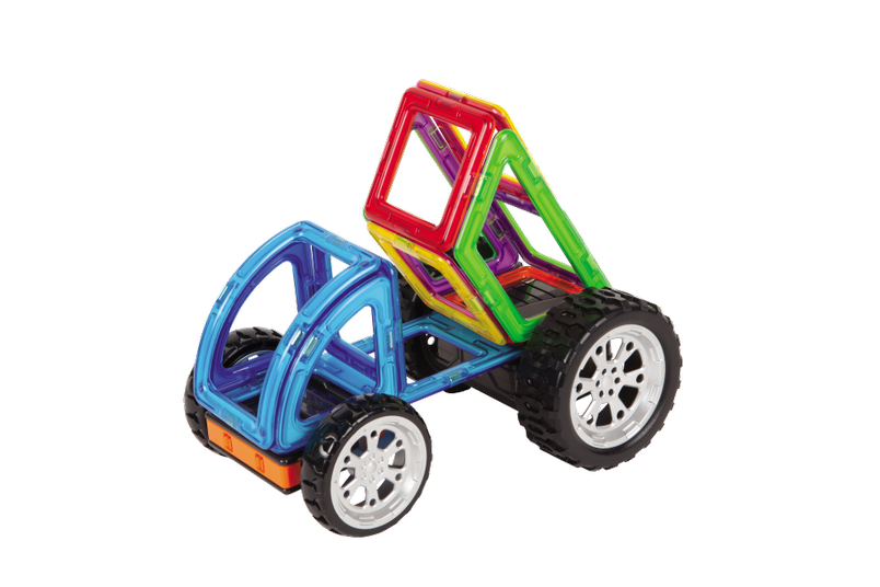Magformers - Amazing Transform Wheel - 17 piezas