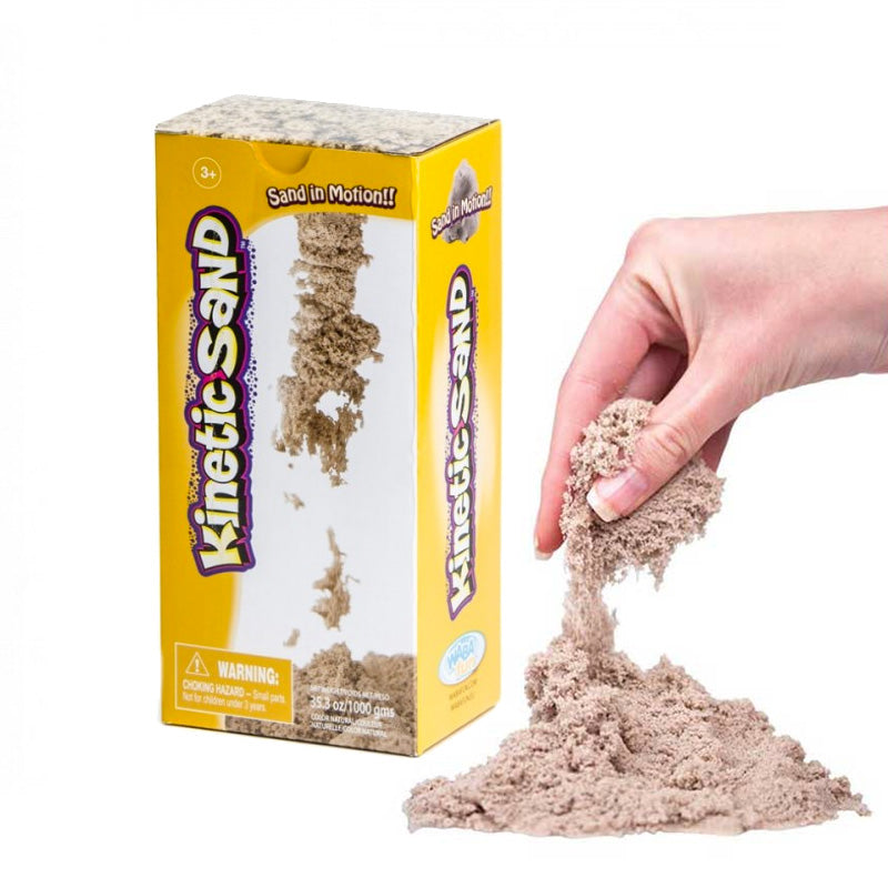 Kinetic Sand Natural 1 Kg