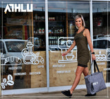 ATHLU LADIES CASUAL DRESS