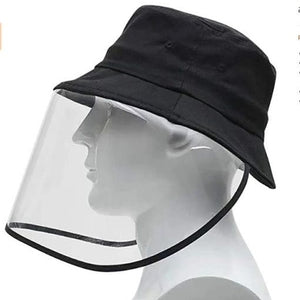 Bucket Hats with Face Shield - Adult