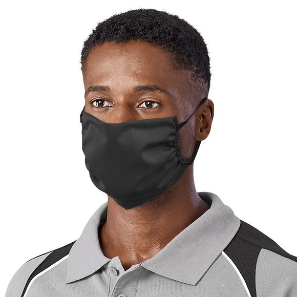 Adult Poly Cotton Face Mask