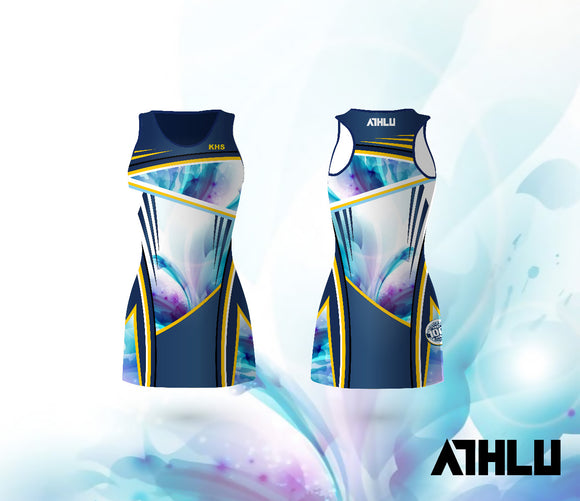 Netball Dress - Sublimated