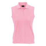 Ladies 175g Pique Knit Sleeveless Golfer