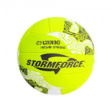ORB NETBALL BALL - PRACTICE SIZE 4
