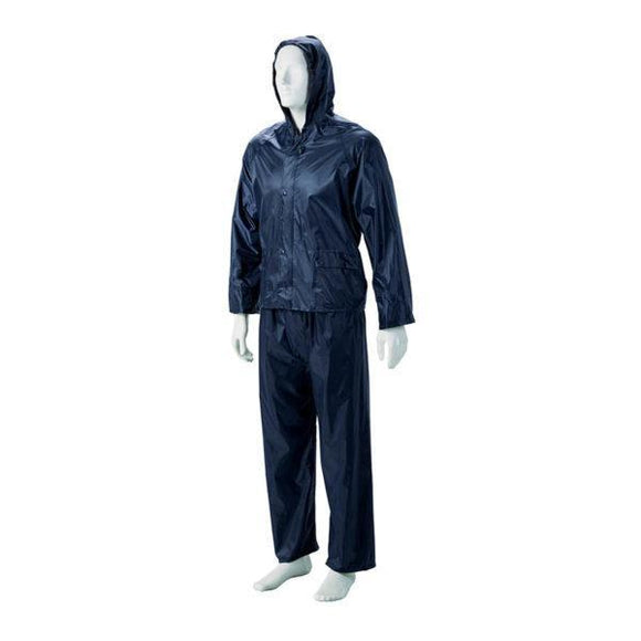 Rain Suit - Rubberized & Washable