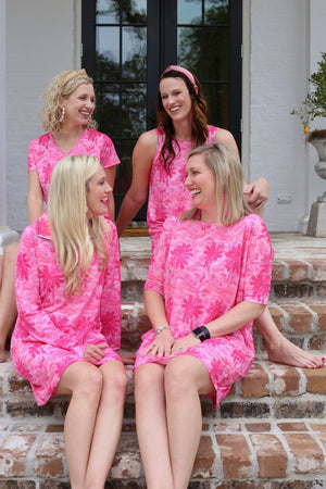 Reese Relaxed Dress (6 Pack) PIG ISLAND PINK
