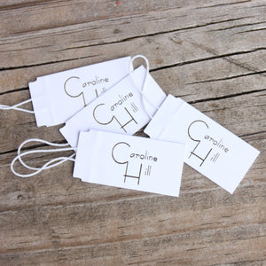 Caroline Hill Jewelry Tags (Pack of Ten)