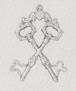 RKT4 Knights Templar Treasurer Jewel
