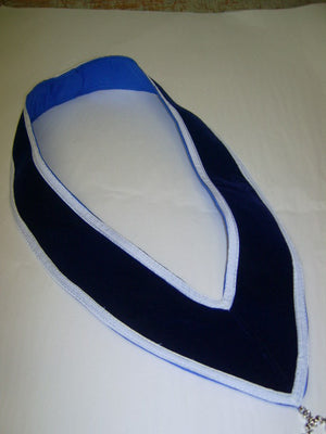 D1200 Velvet Collar for Officer