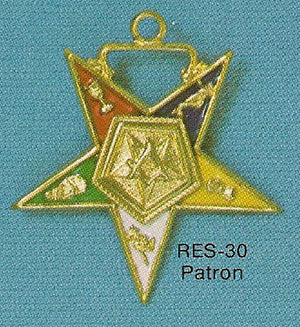 DRES-30 OES Patron (SPECIAL ORDER)