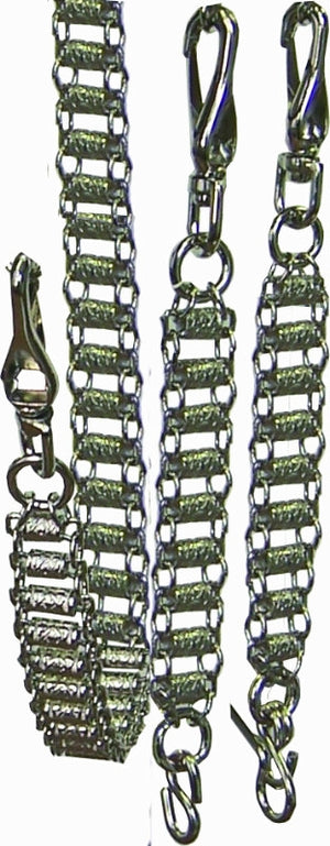 RKT38NI Chains for sword, Set of 3 Nickle Plated