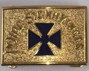 RKT33GP Belt Buckle Past Grand Commander