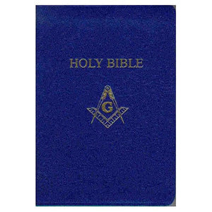 D6100 Bible Masonic Presentation by Heirloom