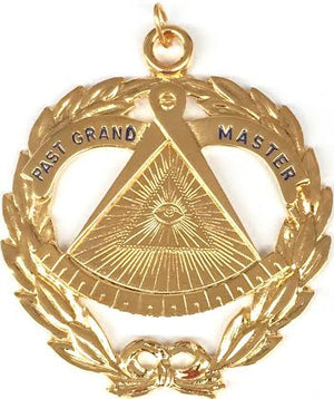 D1835G Jewel Past Grand Master w/Eye