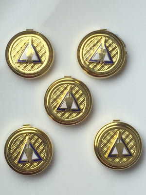 D9917 Button Covers York Rite Council