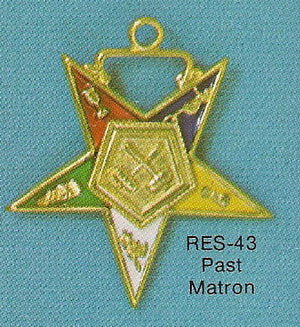 DRES-43 OES Past Matron