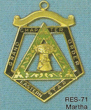 DRES-71 OES Grand Chapter Ruth