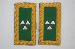 D7071 Shoulder Boards Prelate (Pair) BULLION