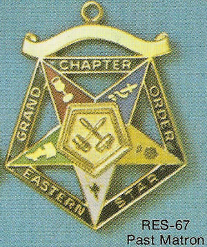 DRES-67 OES Grand Chapter Past Matron