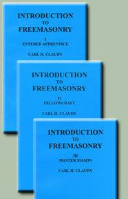 D7101 Introduction to Freemasonry Book Set
