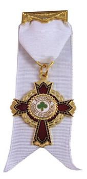 DC-8 K.C.C.H. Knight Commander Court of Honor Jewel