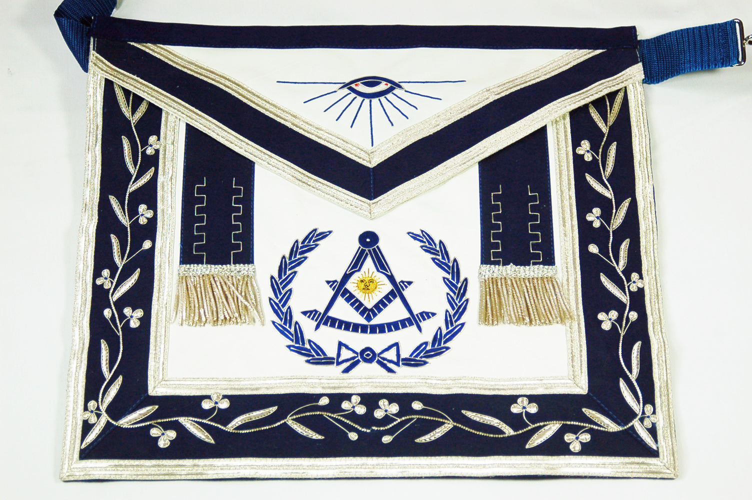 Past Master Aprons - Dean and Associates Masonic Aprons