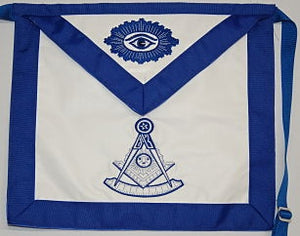 D3000 Past Master Apron  13 x 15  CHOICE OF MATERIAL