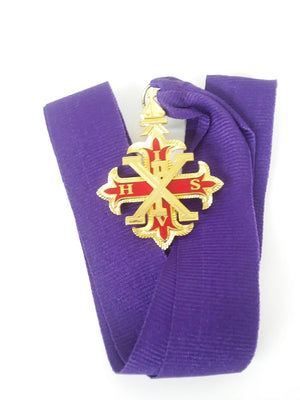 D2137 Jewel Red Cross of Constantine Viceroy