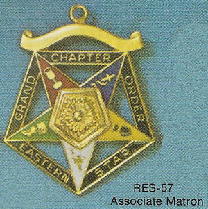 DRES-57 OES Grand Chapter Associate Matron
