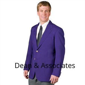 D9607 Blazer Purple York Rite Council