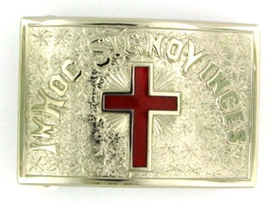 RKT31NI Belt Buckle Plate Nickel