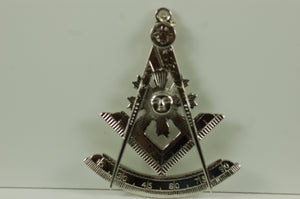D1833 Past Master Jewel