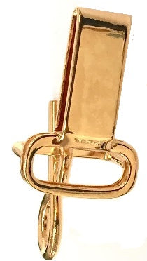 DRKT37GP Belt Slide & Hook Gold Plated