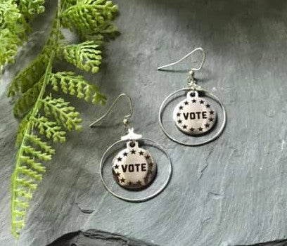 VOTE Necklace & Earrings