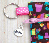 Gardening Lover Ear Bud Case - Coin Purse