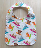 Yogi in Training Yoga Baby Bib