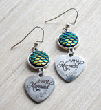 Mama Mermaid Earrings