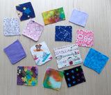 Make Up Wipes ~ Reuseable ~ Assorted