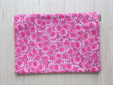 Peppermint Candy Clutch Purse/Cosmetic Bag