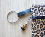 Cheetah Animal Print Ear Bud Case