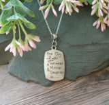 Mother & Daughter Necklace - Choose Style