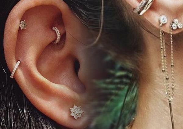 5 Ear Piercings You've Probably Never Heard Of