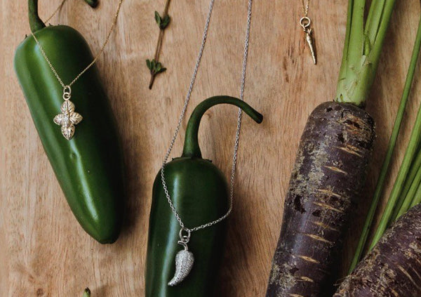 Help Fight Hunger with Delicacies Jewelry